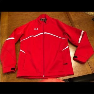 Men's Medium Under Armour Midweight Jacket
